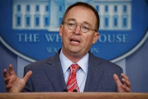 Mulvaney confesses to quid pro quo: 'Get over it'