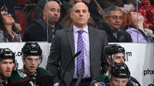 Coyotes' Tocchet to coach Pacific team in All-Star Game