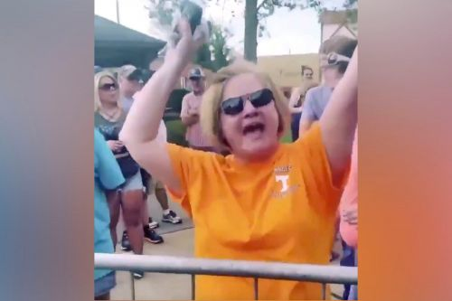 Woman fired after yelling 'white lives are better' at Black Lives Matter rally