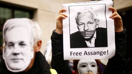 Julian Assange will 'disappear for the rest of his life' inside 'inhumane' US prison, UN envoy warns. if he makes it that far