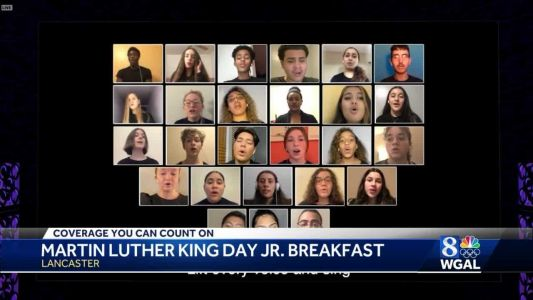 33rd annual MLK Breakfast held online