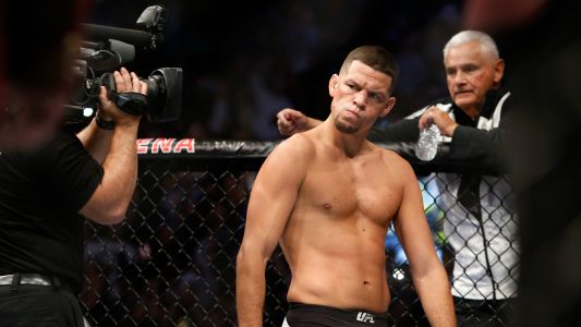 UFC 241: Nate Diaz dominates Anthony Pettis in return, then calls out Jorge Masvidal