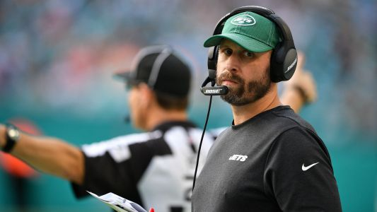 Jets' Adam Gase isn't blameless, but don't blame him for 2019 New York nightmare