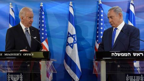 Biden will support two-state solution where Israel lives 'peacefully' alongside Palestine, US envoy tells UN