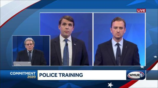 2020 NH 1st District debate: Should there be nationwide standards for training and certifying peace officers?