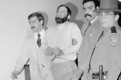Cop-killer David Gilbert granted parole 40 years after infamous Brink's robbery