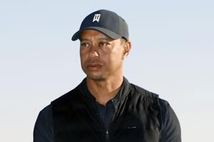 Tiger Woods involved in a car crash near Los Angeles