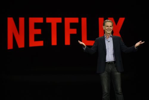 Netflix is rallying after winning 23 Emmys