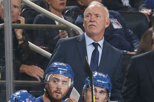 Devils to name Rangers assistant Lindy Ruff as next head coach