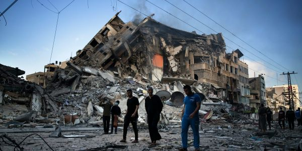 Biden says he's not seen a 'significant overreaction' with Israel's offensive in Gaza