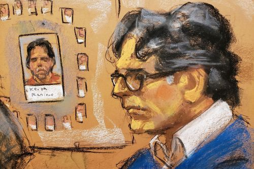 Nxivm leader liked 'sex slaves' thin - but pigged out on junk food