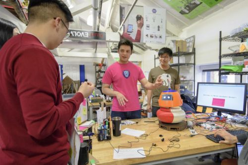 Engineering design course reaches its 50th year