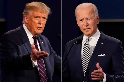 Trump wishes Biden a speedy recovery from fractured foot