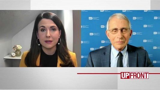 Fauci: Pandemic could worsen after holiday