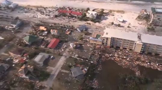Drop-off locations open in Greenville to help Hurricane Michael victims