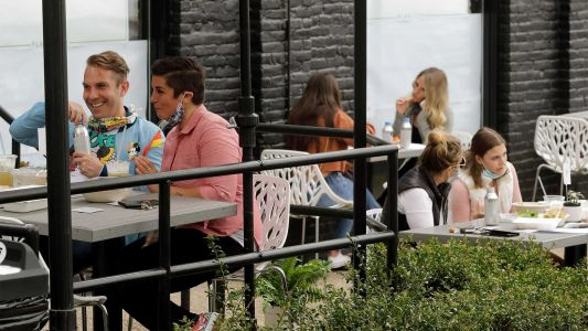 Outdoor dining program returning to Providence's Federal Hill