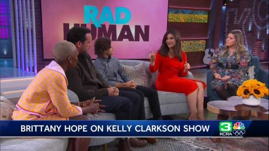 KCRA 3's Brittany Hope on 'The Kelly Clarkson Show' to honor California nonprofit