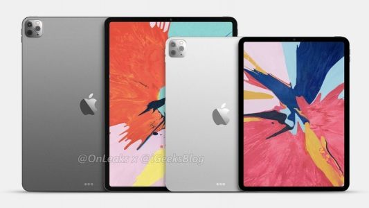 A new iPad Pro refresh will reportedly arrive 'around March' 2020