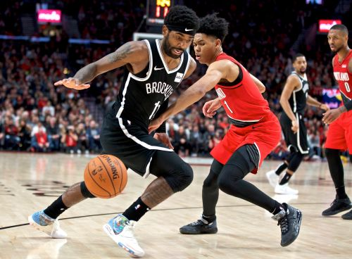 Nets take first game of road trip against Trail Blazers, Damian Lillard