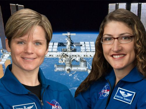 NASA canceled the first all-female spacewalk in history because it didn't have spacesuits in the right size - and people are baffled