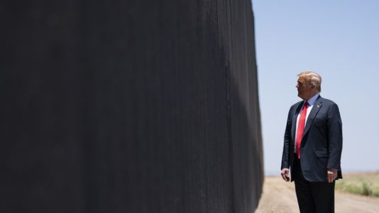 Supreme Court to Hear Cases Tied To Trump's Polices On Mexico Border