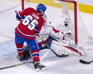 Eller's overtime goal gives Capitals 5-4 win over Canadiens