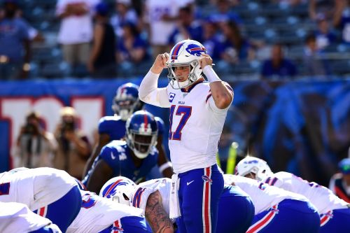 Fantasy football waiver wire pickups for Week 3: Josh Allen, Demarcus Robinson