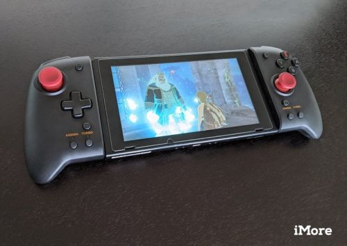 HORI Split Pad Pro controllers make Nintendo Switch gaming so much better