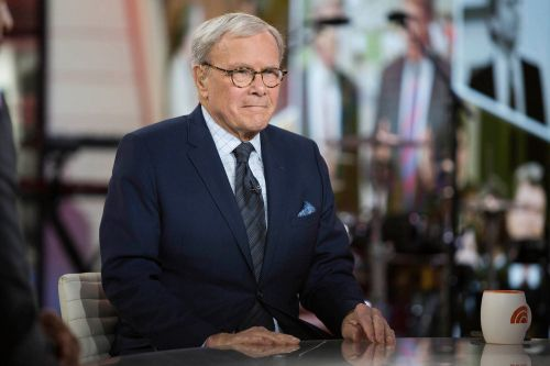 Broadcast legend Tom Brokaw retiring from NBC News after 55 years