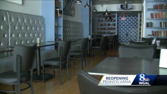 UPDATE: Bill to ease restrictions on restaurants, bars sent to governor's desk; Wolf plans to veto