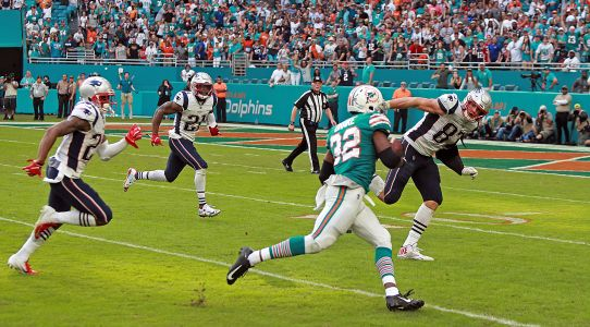 Patriots' stunning loss to Miami will test their character