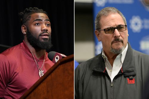Dave Gettleman's worst reputation became Landon Collins' reality