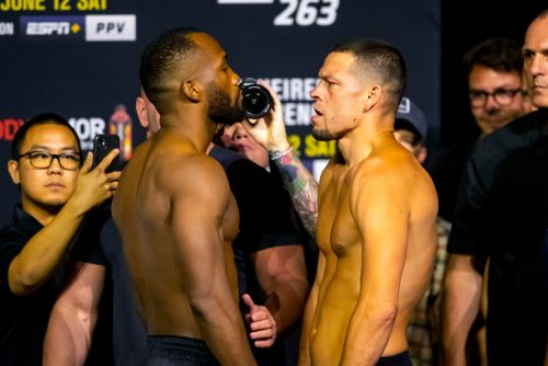 Nate Diaz says he beat Leon Edwards 'in the real world' at UFC 263, wants quick return