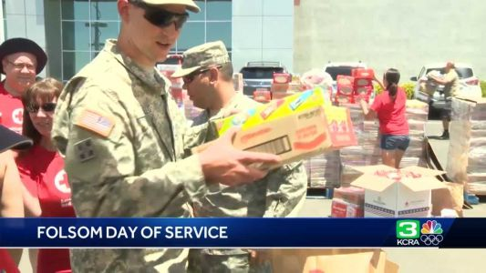 Folsom community comes together for Operation Care Package