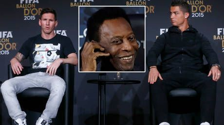 'He needs to chill': More mockery for Pele as football legend personally responds in Cristiano Ronaldo and Lionel Messi goals saga