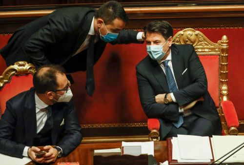 Italy Dives Headfirst Into Political Crisis During Pandemic