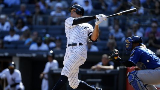 Aaron Judge: 'There's no need to' defend HR Derby crown