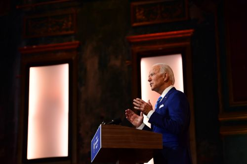 Biden Can't Make Washington a Beacon for Human Rights by Returning to Business as Usual