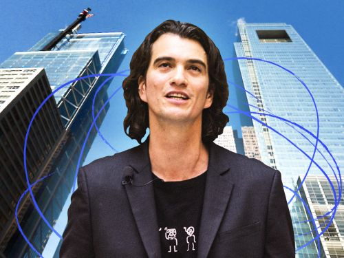 Adam Neumann told staff earlier this year his family had 100% control of WeWork and even in 300 years, his descendants would be in control as 'the moral compass of the company'