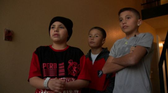 Game of 'Cops and Robbers' turns heroic for three young boys