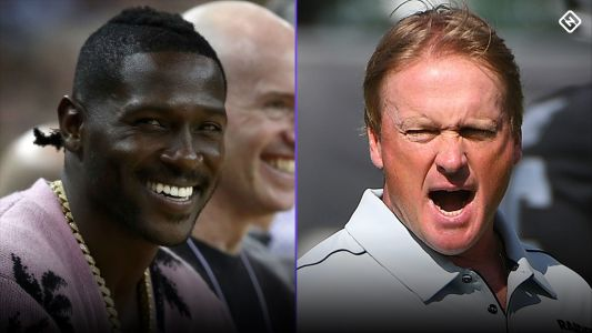 'Hard Knocks' Episode 3 recap: Jon Gruden cool with Antonio Brown in heat of Raiders camp
