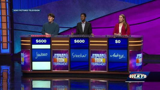 Eastern High School student selected to compete in Jeopardy! Teen tournament