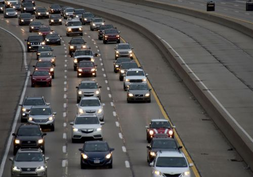 PennDOT reopens HOV lanes on Parkway North
