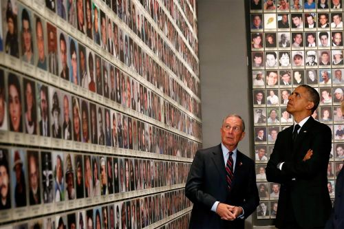 Bloomberg ad touting relationship with Obama 'jarring,' former White House aides say