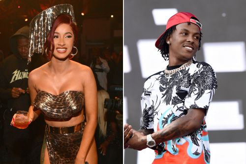Cardi B, Rich the Kid perform at dueling bar mitzvah parties
