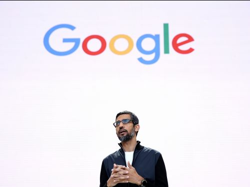These 7 graphs lay bare Google's diversity problem