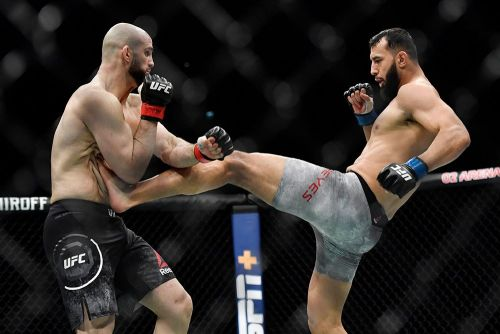 UFC on ESPN 6's Dominick Reyes targets 'emphatic finish' to set up title meeting with Jon Jones