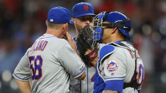 Let's check in on the Mets, one of baseball's most perplexing teams