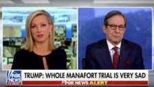 Fox News' Chris Wallace Criticizes Trump For Commenting On Paul Manafort Trial