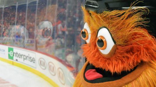 Philadelphia police investigating Flyers mascot Gritty for allegedly punching 13-year-old boy